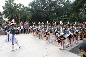 Ekstra Kulikuler Seni Marching Band / Marawis