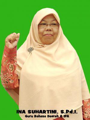 Ina Suhartini, S.Pd.I.